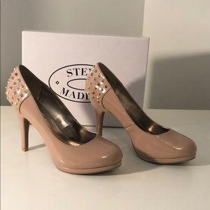 Steve Madden P-Eden Blush Heels size 10M